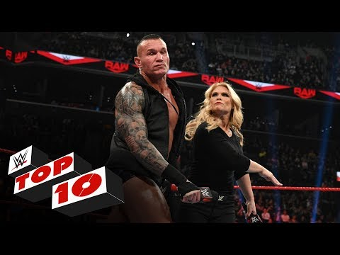 High 10 Raw moments: WWE High 10, March 2, 2020