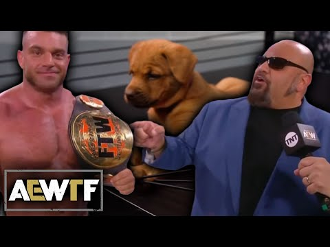 AEW Dynamite Fyter Fest Night 2 WTF Moments | Taz Debuts FTW Championship, Pet Battle Royale