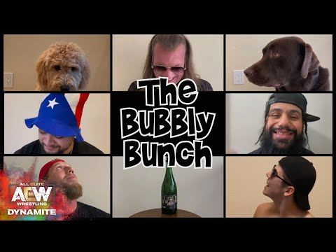 THE BUBBLY BUNCH FLIM FLAM CHALLENGE | AEW DYNAMITE 4/22/20