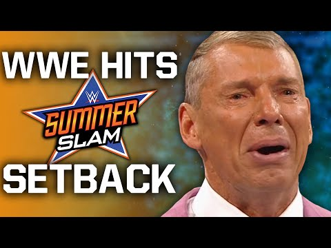WWE Hits SummerSlam Setback | Cody On Rey Mysterio Becoming a member of AEW