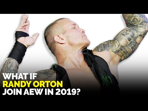 What If Randy Orton Joined All Elite Wrestling (AEW)
