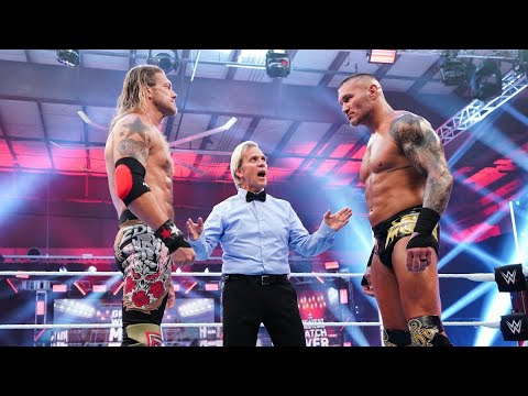 In the abet of the scenes of The Righteous Wrestling Match Ever: WWE The Day Of preview