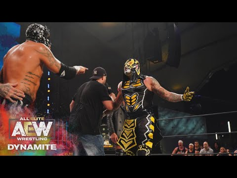 What in the World Valid Took popularity Between the Lucha Brothers? | AEW Dynamite, 9/9/20