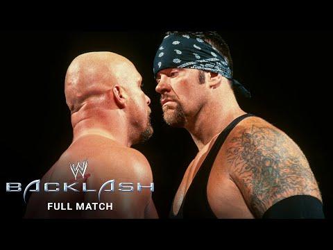 "FULL MATCH – ""Stone Chilly"" Steve Austin vs. Undertaker  – WWE Title No. 1 Contender's Match"
