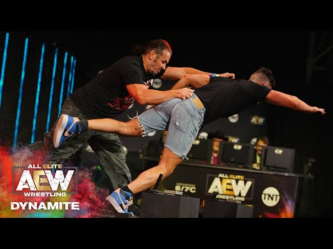 Matt Hardy appears to be like for revenge in opposition to Sammy Guevara | AEW Saturday Evening Dynamite 8/22/20