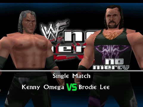 AEW 1.2 Matches – Kenny Omega vs Brodie Lee