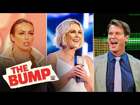 Renee Younger shows on her WWE high-tail, Mandy Rose, JBL and additional: WWE's The Bump, Aug. 26, 2020