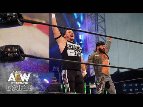 Storm Thomas & Demetri Jackson vs Most efficient Chums with Orange Cassidy | AEW Shadowy 8/25/20