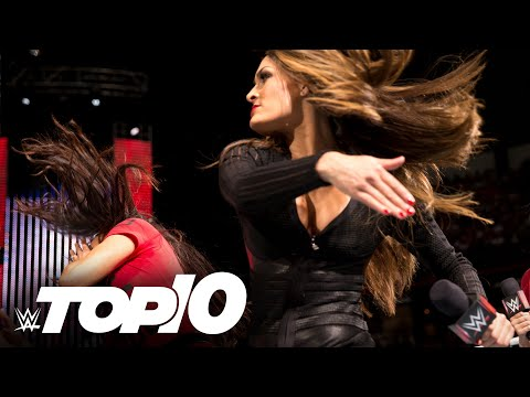 Slapping relations: WWE Top 10, Oct. 4, 2020