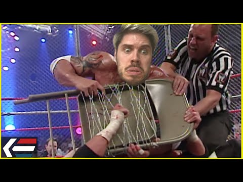 10 Simplest Hell In A Cell Fits in WWE History | WrestleTalk Lists with Adam Blampied