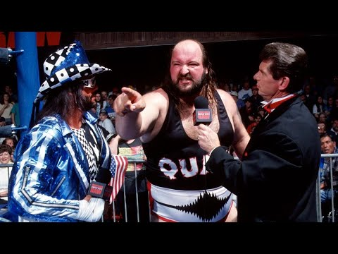 WWE & WCW Wrestlers Shoot on John Tenta | Earthquake | Wrestling Shoot Interview (Compilation)