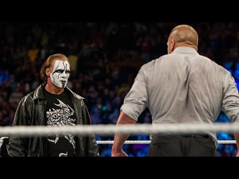 Sting shocks Triple H with WWE debut: Survivor Sequence 2014