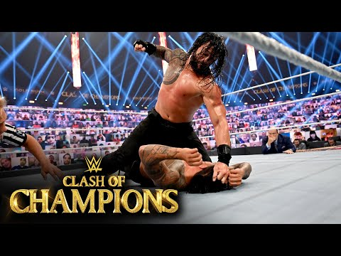 WWE Clash of Champions highlights (WWE Network New)