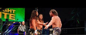 Has Kenny Omega snapped? | AEW Saturday Evening Dynamite 8/22/20