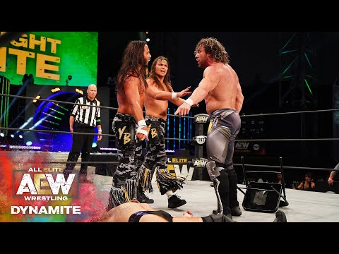 Has Kenny Omega snapped? | AEW Saturday Evening Dynamite 8/22/20