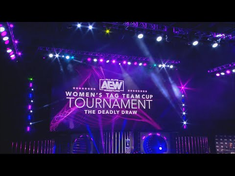 AEW Females's Mark Workers Cup Match: The Lethal Draw Evening 1 Quarter Finals   8/3/20