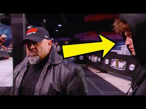 ECW Story's Son Debuts On AEW Dynamite