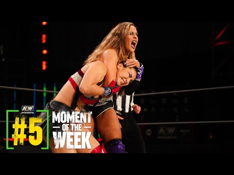 Did Anna Jay Ship the AEW Ladies's Championship to the Dim Direct? | AEW Dynamite 11/25/20