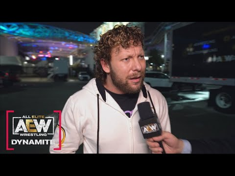 Is Kenny Omega Titillating to Reassume His Tasks?   AEW Dynamite, 11/11/20