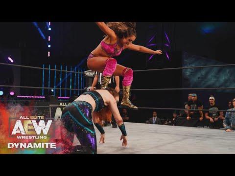 Shida Greater Receive Her Opinion on Britt Baker   AEW Dynamite, 10/21/20