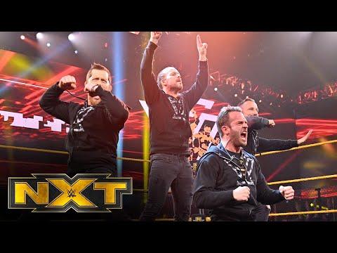 The Undisputed ERA isn't going wherever: WWE NXT, Nov. 25, 2020