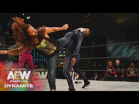 Who Will Bag A Shot at FTR's Label Titles? | AEW Dynamite Anniversary Impress, 10/14/20