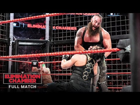 FULL MATCH – Men's Elimination Chamber Match: WWE Elimination Chamber 2018