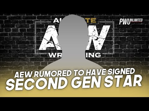 AEW Rumored To Fill Signed 2d Generation Star