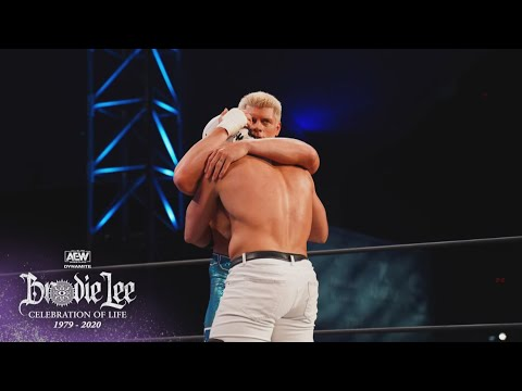Who Received the Brodie Lee Jr. Dream Match? | AEW Brodie Lee Celebration of Existence, 12/30/20