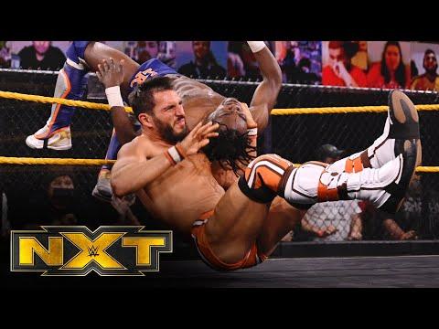 Johnny Gargano vs. Leon Ruff – NXT North American Championship Match: WWE NXT, Dec. 30, 2020