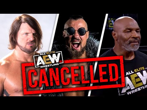 10 Cancelled AEW Plans We NEVER Bought To Contemplate about | AEW Top 10 Lists