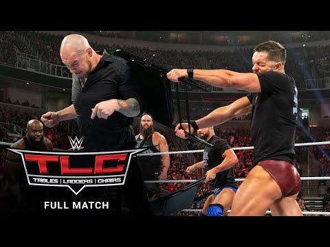 FULL MATCH – Braun Strowman vs. Baron Corbin – TLC Match: WWE TLC 2018