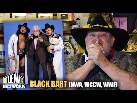 Dim Bart Plump Shoot Interview (WCCW, Ric Flair, Von Erichs, Closing Warrior, NWA Wrestling)