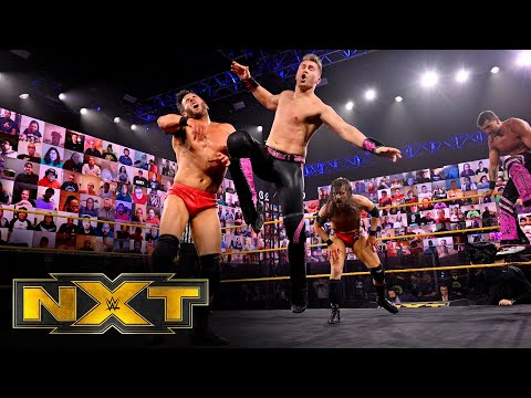 Undisputed ERA vs. Breezango – Dusty Rhodes Label Crew Traditional First Round: WWE NXT, Jan. 13, 2021