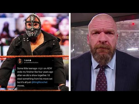 Two Top WWE Stars Leaving?…T-Bar Accuses AEW Megastar Stealing Transfer…HHH One Extra… Wrestling News