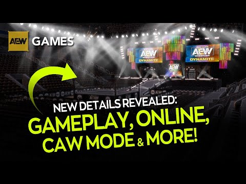 AEW Games: Contemporary Confirmations, Gameplay, Free up Date Facts & More! (AEW Games 2.Point to)