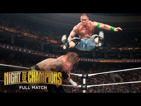 FULL MATCH: Randy Orton vs. John Cena vs. Triple H – WWE Title Match: WWE Evening of Champions 2009
