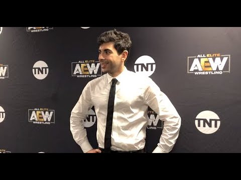 Tony Khan talks AEW, Busy Sked, Enterprise, MMA, Covid, Shaq, Coaching Basketball, AEW Dusky, Brandi