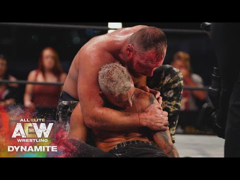 Used to be Darby Allin able to Stroll Away with the AEW World Championship? |    AEW Dynamite, 8/5/20