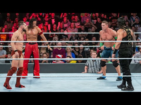 Well-known particular person-studded Royal Rumble Match final 4s: WWE Playlist