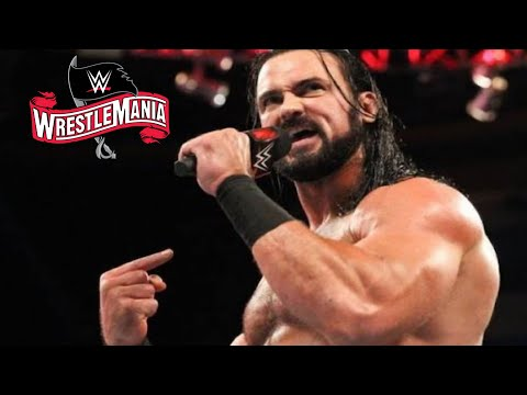 Drew McIntyre Shoot Interview | Wrestlemania Press Convention Call | Wrestling Shoot Interview
