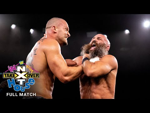 FULL MATCH – Tommaso Ciampa vs. Karrion Kross: NXT TakeOver: In Your Home