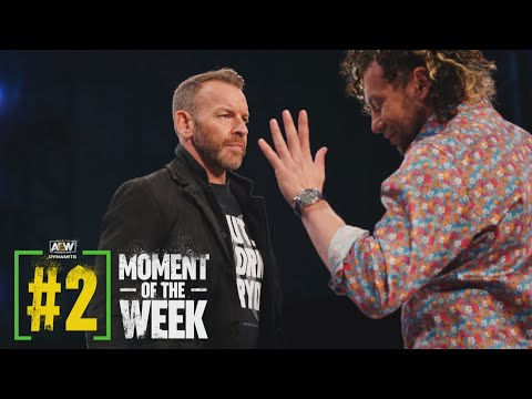 What Took enviornment When Christian Cage and Kenny Omega Got right here Face to Face? | AEW Dynamite