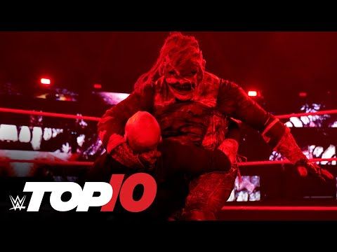 High 10 Uncooked moments: WWE High 10, Mar. 22, 2021