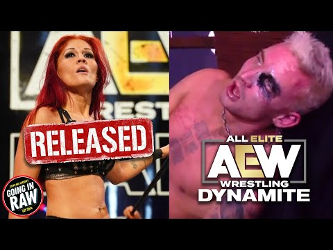 Ivelisse Released From AEW | Darby Allin vs. Matt Hardy Falls Count Anyplace! AEW Dynamite Overview