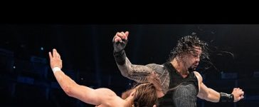 FULL MATCH – Roman Reigns & Usos vs. Shane McMahon, Elias, Bryan & Rowan: SmackDown, Might perhaps merely 14, 2019