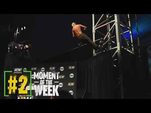Became Matt Hardy Able to Defeat Darby Allin for the TNT Championship? | AEW Dynamite, 4/14/21