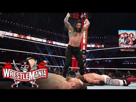 WrestleMania 37 – Night 2 Highlights (WWE Network Extraordinary)