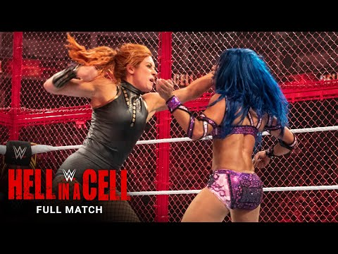 FULL MATCH – Becky Lynch vs. Sasha Banks – Uncooked Ladies folk's Title: WWE Hell in a Cell 2019