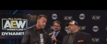 The Cold Laborious Facts. Christian Cage Breaks Down Workforce Taz | AEW Dynamite, 4/28/21